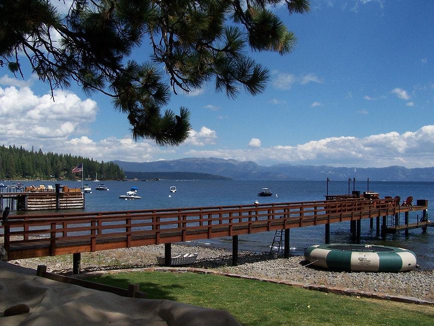 Lake Tahoe Pier