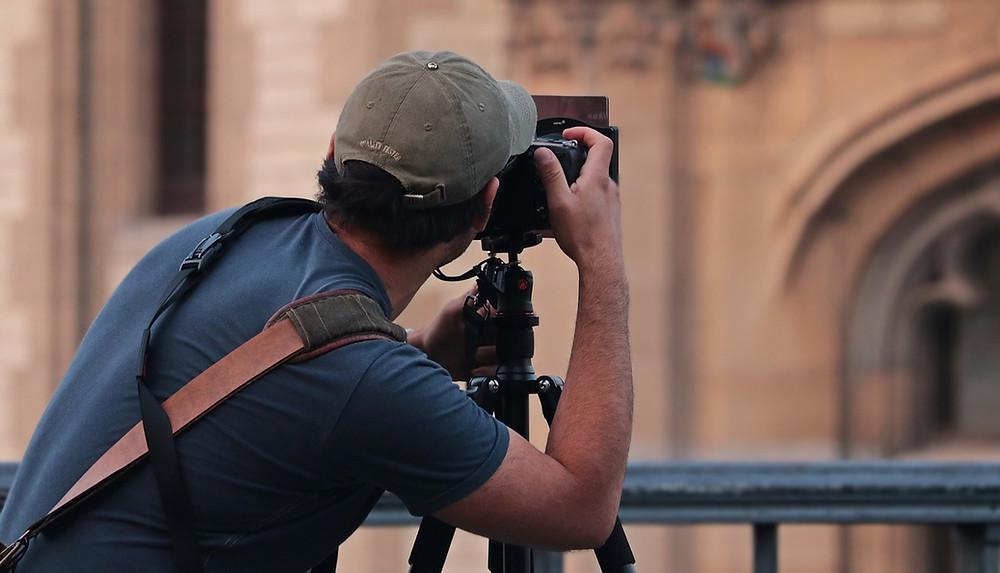 direito autoral fotografia