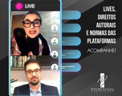 Vídeo: Lives, Direitos Autorais e Normas das Plataformas