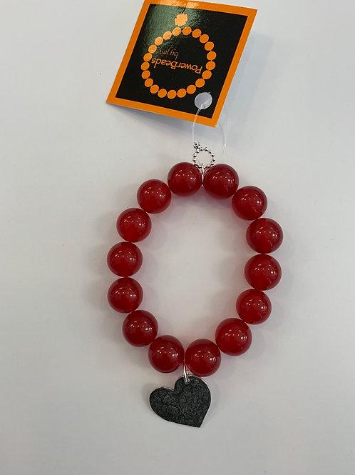 Power Beads by Jen - Cherry Jade Beads