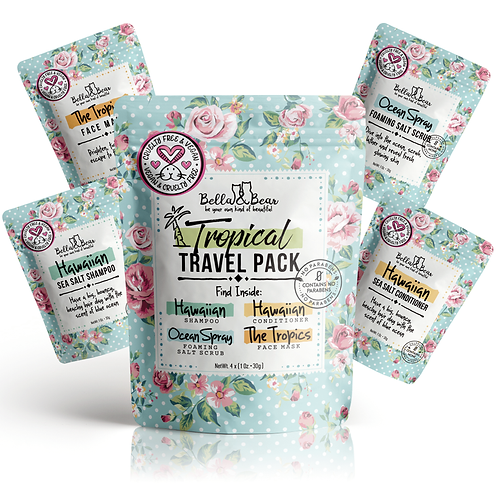 Tropical Travel Size Goodies