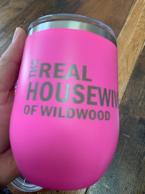 The Real Housewives of ...WINE TUMBLERS