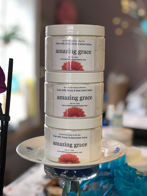 Amazing Grace Organic Sugar Scrub