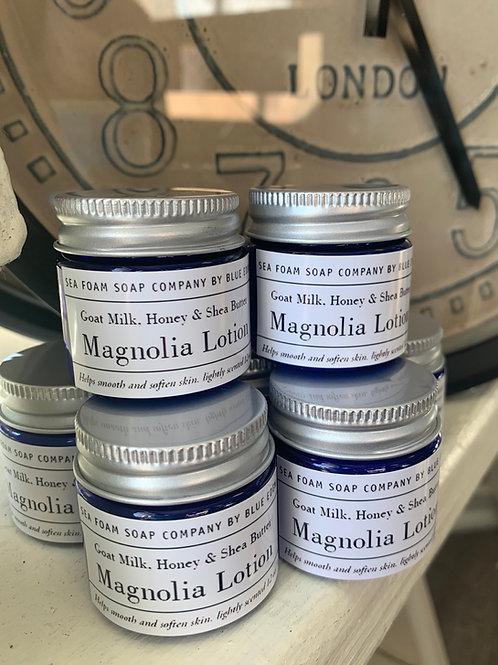 Magnolia Goat Milk, honey, shea butter lotion