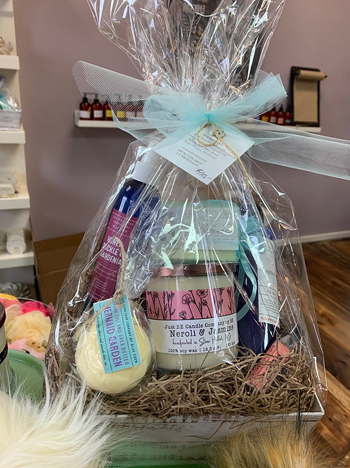 The Mama of the Gift Baskets