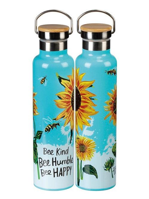 Insulated Bottle Sunflower