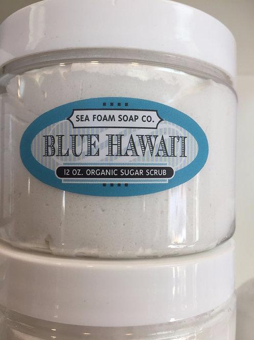 Blue Hawai'i Organic Sugar Scrub