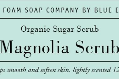 Magnolia organic  sugar scrub