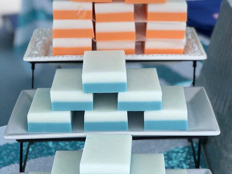Soap bars on the rise