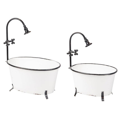 Claw Foot Tubs - Medium and Large