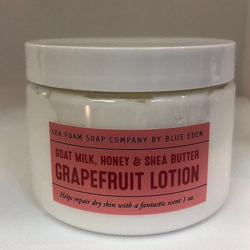 Grapefruit Goat Milk, Honey & Shea Butter Lotion