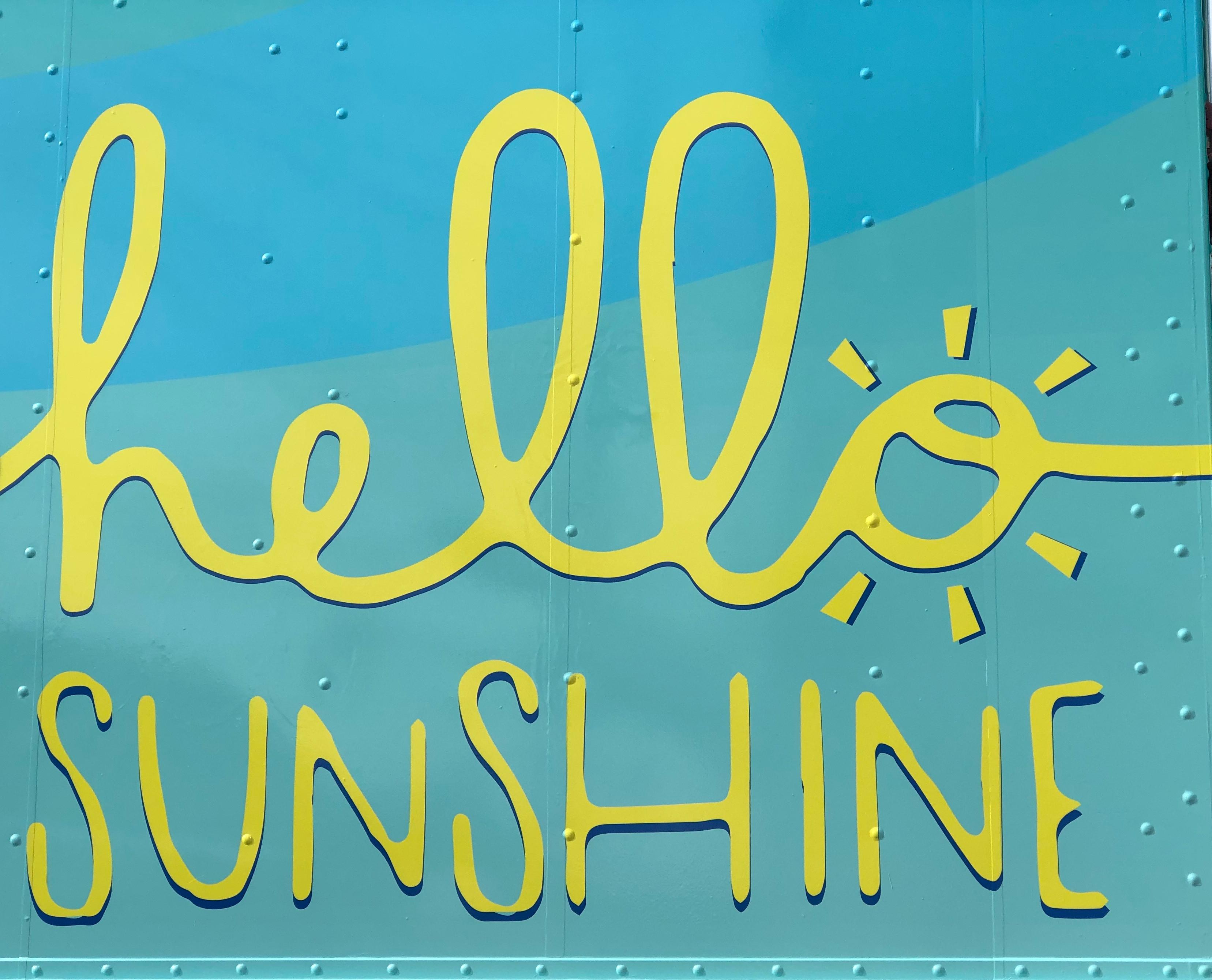 Hello Sunshine Mobile Fashion Truck Appt