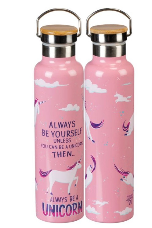 Insulated Bottle - Be a unicorn