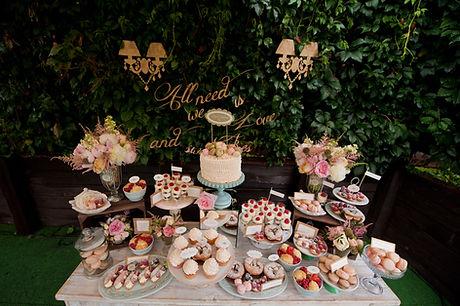 Desserts de mariage 2