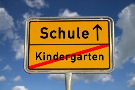 Schulstart in Langen