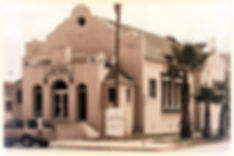 galveston bible church mission style building built by the salvation army