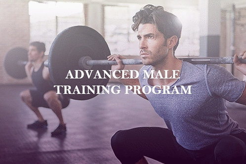 ADVANCED MALE TRAINING PROGRAM