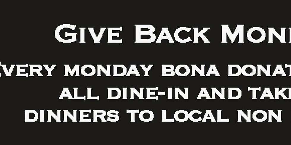 Give Back Mondays Broward Gives Back Day!