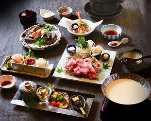 極上神戸牛の豆乳鍋コース.jpg