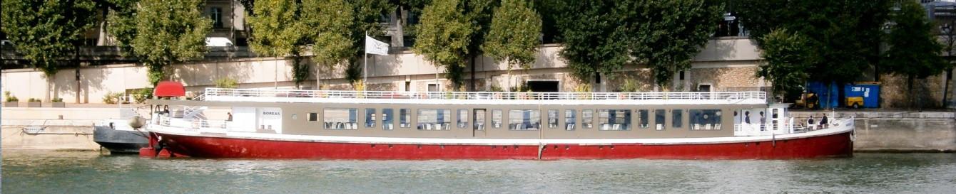Boréas bateau