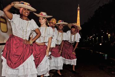 spectacle Tropiques sur Seine