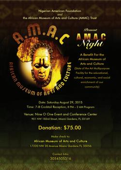 AMAC Night