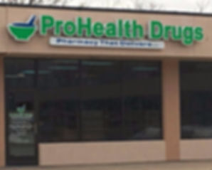 ProHealth Drugs store front