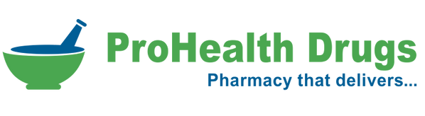 ProHealth Drugs Pharmacy Logo