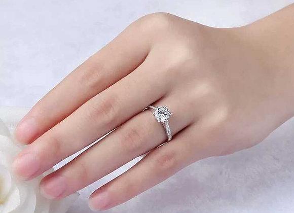 Korean Diamond Ring