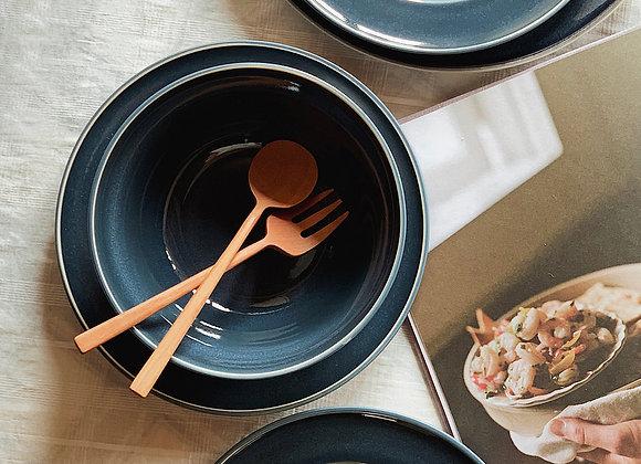 Asia-style ceramic bowl