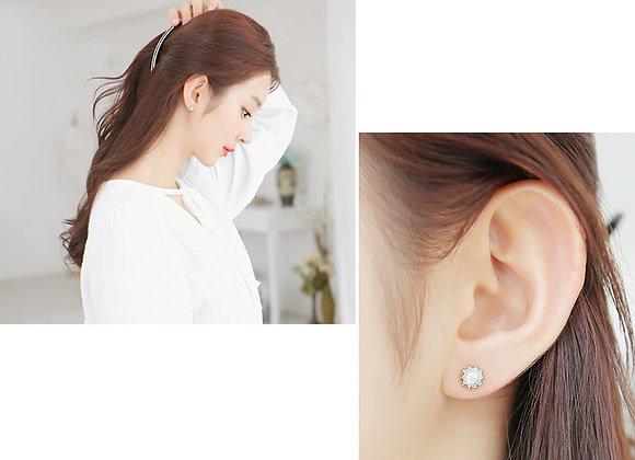 Trendy Flower Earring