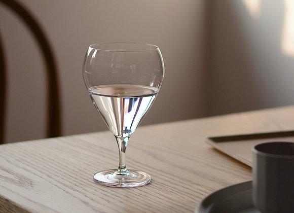 Crystal wine glass - 'Water Dropper'