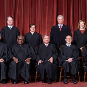 1년 사이 뒤바뀐 미국 대법원 판결, 왜?