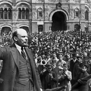 103년 전 볼셰비키 혁명이 남긴 오늘