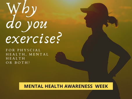 Why do people exercise?