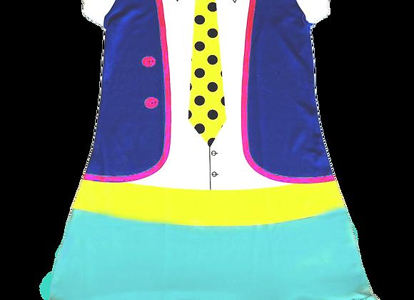 שמלה מעוצבת מני