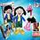 Thumbnail: בובת מני + בובת בתיה +תיק ממותג ודיסק שירים