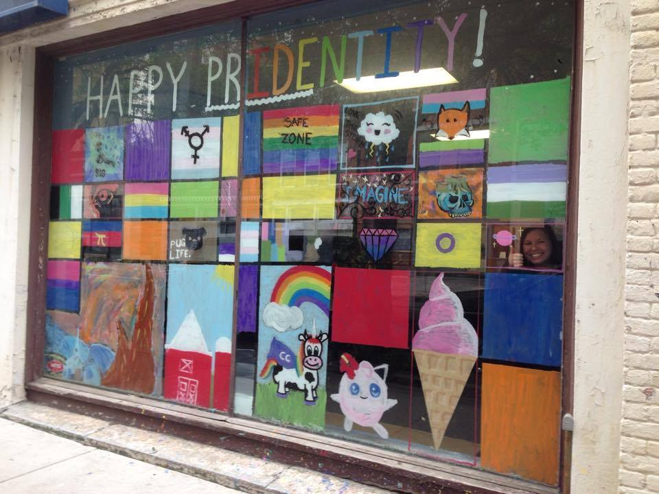 Identity's Window