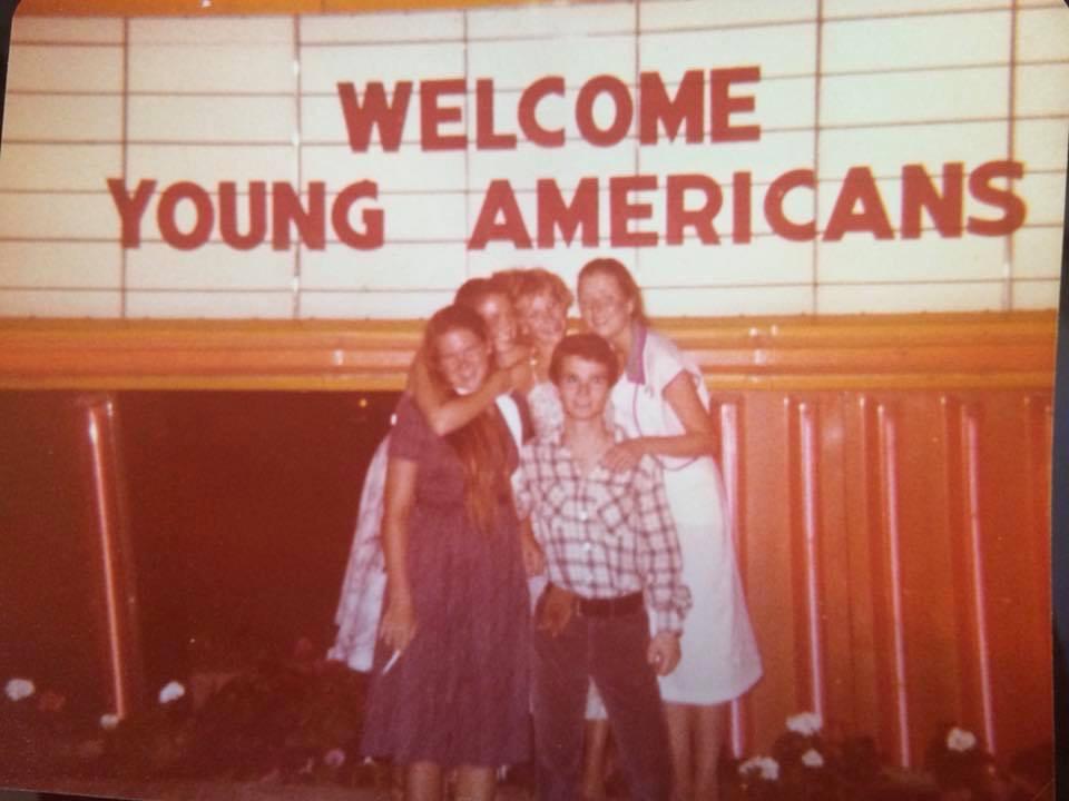 Petoskey Holiday Inn, 1979