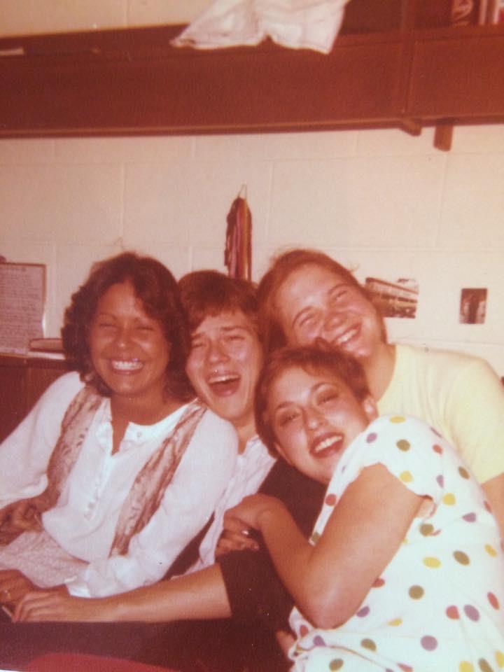 Dorm life 1979
