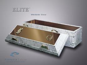 Elite White Marble-Bronze
