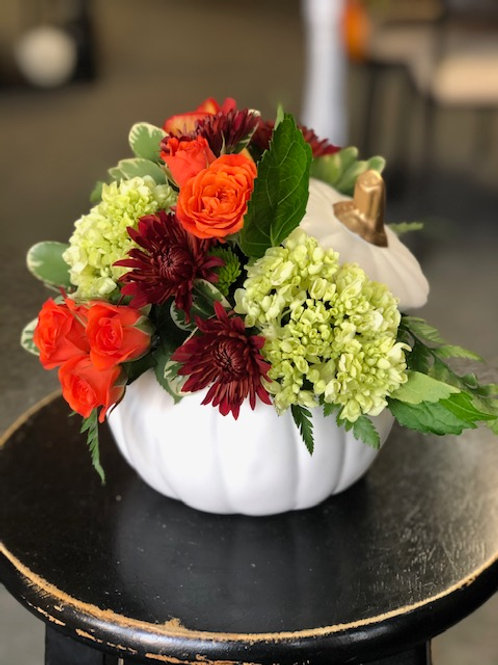 Delightful Harvest Bouquet