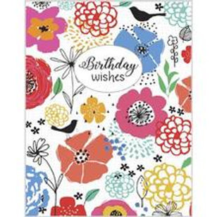 Greeting Card Happy Birthday