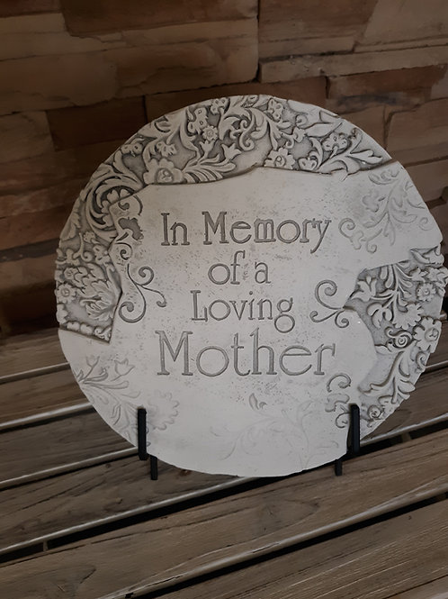 Stepping Stone with Stand-Mother