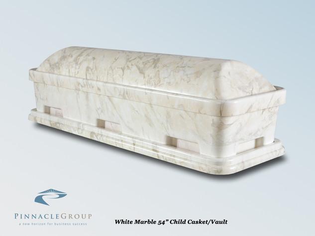 White Marble 54 Child