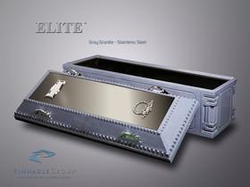 Elite Gray Granit Stainless Steel
