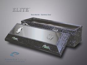 Elite Black Marble Stainless Steel