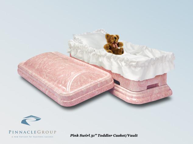 Pink Swirl 31 Toddler