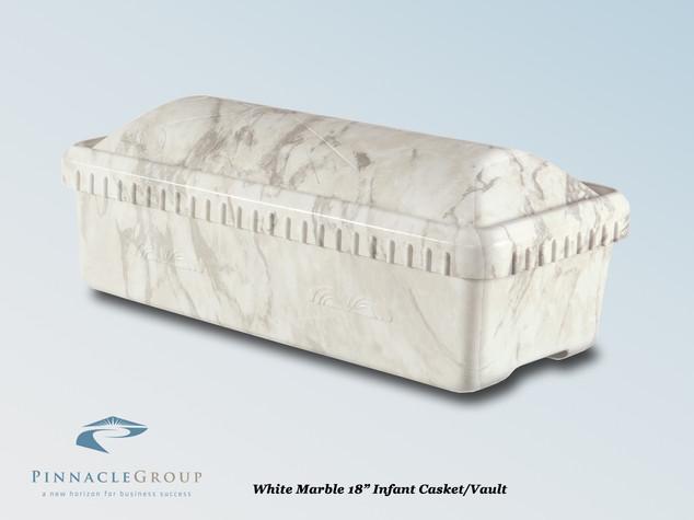White Marble 18 Infant