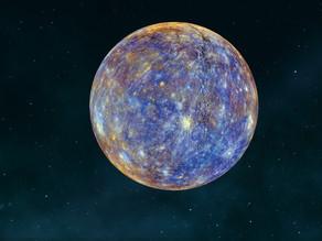 Rencontre avec la planète mercure